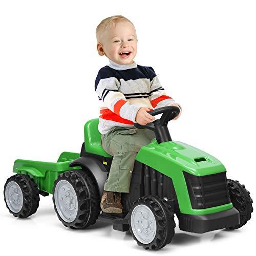 COSTWAY -   6V Kinder Traktor