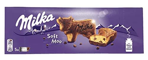 Milka Soft Moo Kuchen, 1 Packung à 5 Stück ( 5 x 28g)