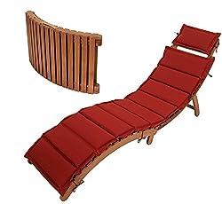 Relaxliege Holz klappbar