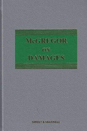 McGregor on Damages Mainwork & Supplement