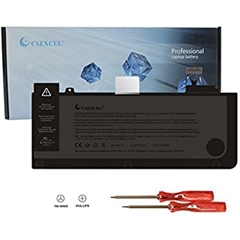 ARyee A1278 bater/ía Compatible con Apple MacBook Pro 13.3 MacBook Pro 13 A1278 MC374LL//A MC375LL//A,MC700LL//A MC724LL//A MD314LL//A MD313LL//A MD101LL//A Mediados de 2009 a Mediados de 2012