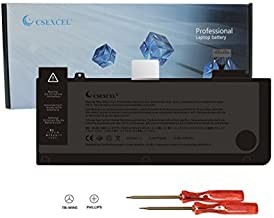 CSEXCEL New Laptop Replacement Battery for MacBook Pro 13