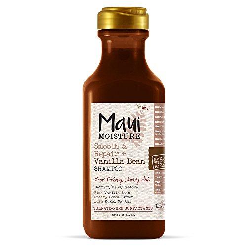Maui Moisture Smooth & Repair + Vanilla Bean Anti-Frizz Curl...