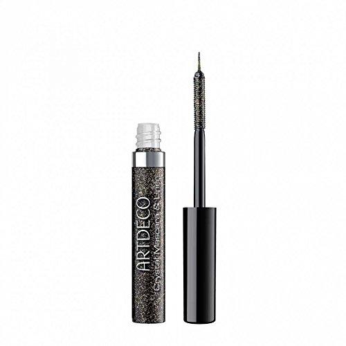 Artdeco Crystal Mascara & Liner 05, Gold Glitter, 1er Pack (1 x 5 g)