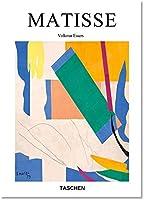 マチス展ポスター抽象的な幾何学的なカラフルな壁アートHdプリントファッションキャンバス絵画リビングルームの家の装飾写真40x60cmフレームなし