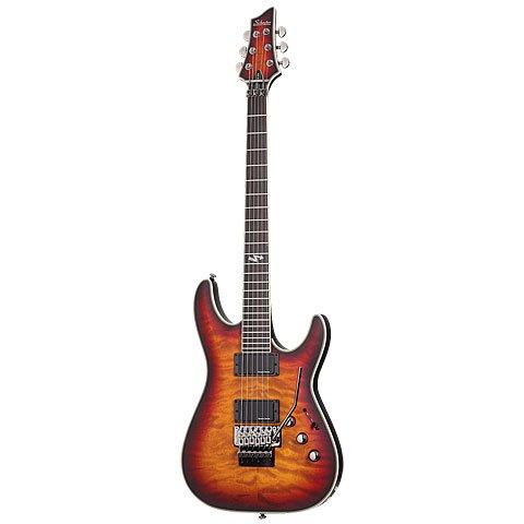 SCHECTER BlackJack ATX C-1 FR Satin Sunburst E-Gitarre