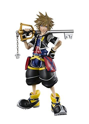 Tamashii Nations Bandai S.H.Figuarts Sora Kingdom Hearts II Action Figure
