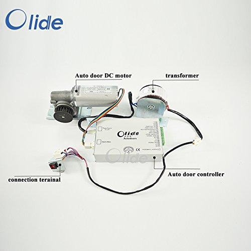 olide automático puerta corredera Motor de repuesto y panel de control: Amazon.es: Bricolaje y herramientas