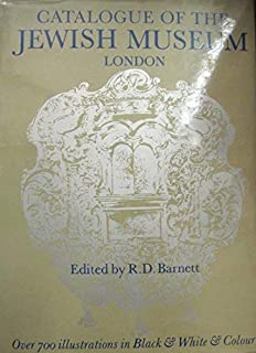 Catalogue of the Permanent and Loan Collections of the Jewish Museum, London