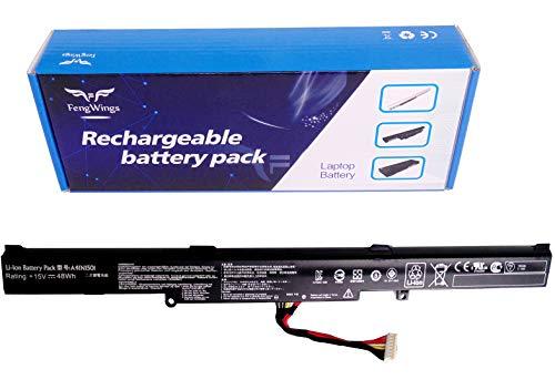 FengWings® Batteria A41N1501 L41LK2H L41LK9H 15V 3200mah 48Wh Batteria Compatibile per ASUS G752VW GL752VW N552V N752V GL752VL N752VW N552VX
