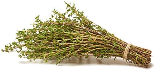 Organic Thyme, .75 oz Clamshell