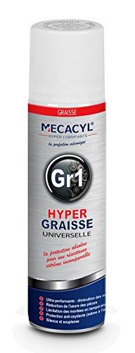 MECACYL NAUTIC - Hyper Graisse - Bateau - Aérosol 250 ml
