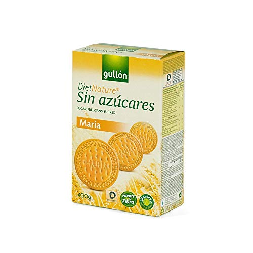Gullón - Diet Nature Sugar Free Maria Cookie 400g (2x200g)