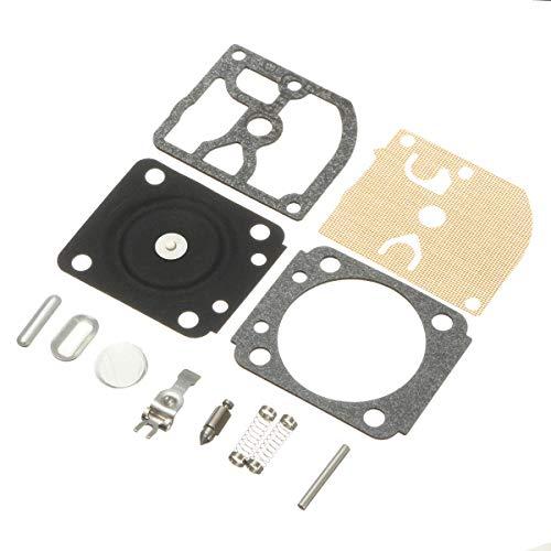 ZZMGDAM Carburador, Juego de Kit de reconstrucción de reparación de carburador de carburador para RB77 018 017 MS180 170 Simple y Duradero Atomización De La Gasolina