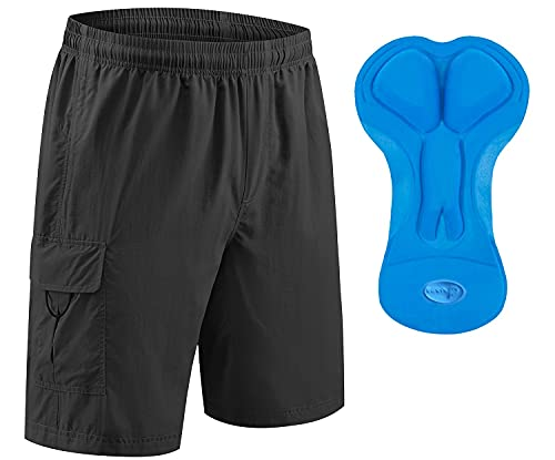 Top 10 best selling list for padded cycling shorts amazon