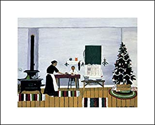 horace pippin christmas morning breakfast