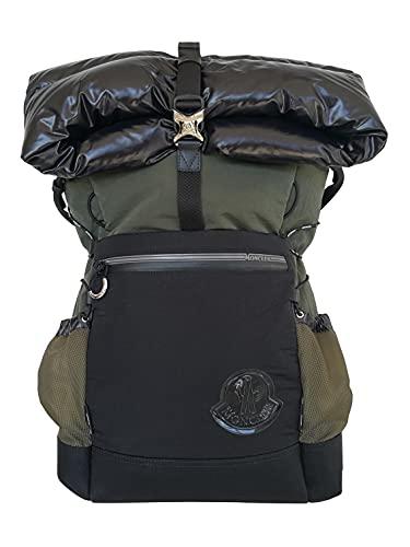 MONCLER Stepprucksack extreme F2 09A 5A50110 02SL5 grün schwarz