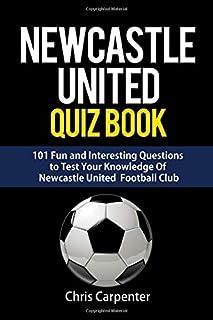 Newcastle United Quiz Book