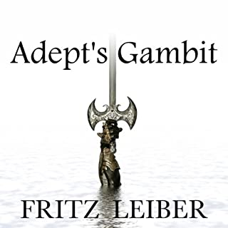 Adept's Gambit audiobook cover art