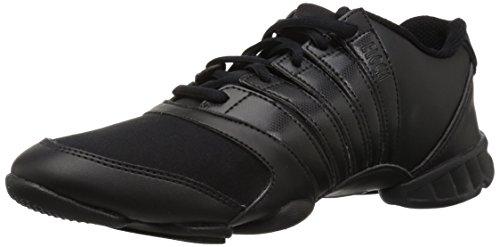 Bloch Women's Dance Sneaker, Black, 8