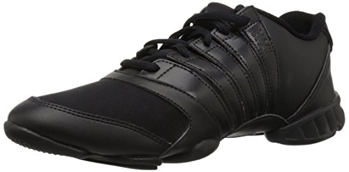 Bloch Women's Dance Sneaker, Black, 11.5