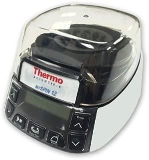 Thermo Fisher Scientific 75004081 mySPIN 12 Mini Centrifuge, 12500 RPM, 100-240V, 50-60 Hz