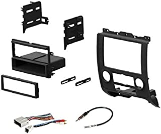 ASC Audio Car Stereo Radio Install Dash Kit, Wire Harness, and Antenna Adapter to Add an Aftermarket Radio for 2008 - 2012 Ford Escape, 2008 - 2011 Mazda Tribute, 2008 - 2011 Mercury Mariner