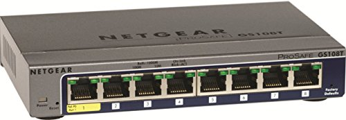 Best 8 Port Managed Ethernet Switich