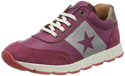 Bisgaard Vitus lace Shoe, Fuxia, 32 EU