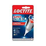 Loctite Super Glue-3 Control, Colle instantanée surpuissante avec...