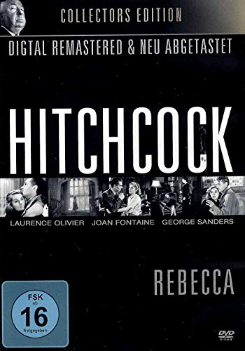 Rebecca von Alfred Hitchcock - Digital Remastered - Collector's Edition