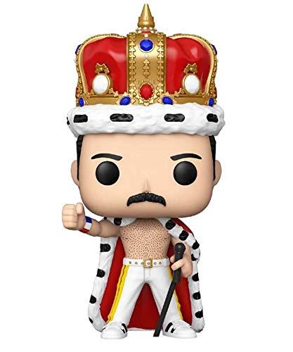 Popsplanet Funko Pop! Rocks Freddie Mercury (Crowned) #184