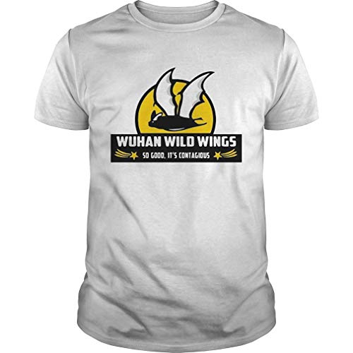B.at Wuhan Wild Wings So Good Its C.ontagious C.oronavirus Shirt - T Shirt for Men and Women.