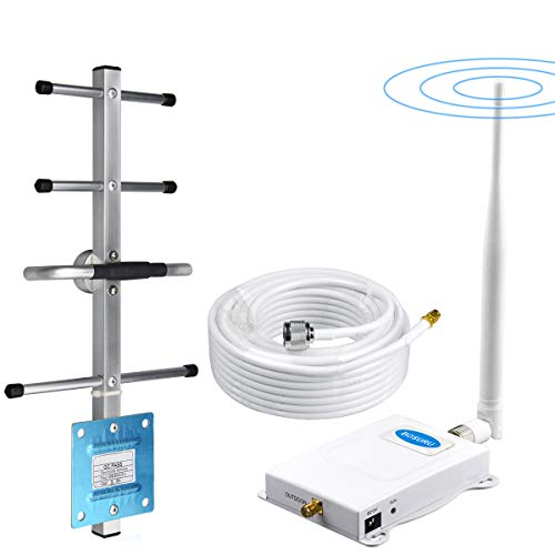 Verizon Cell Phone Signal Booster 4G LTE Band 13 700Mhz FDD Verizon Signal Booster Verizon Cell Signal Booster Amplifier Verizon Cell Phone Booster Mobile Booster Repeater Boost Data+Voice For Home