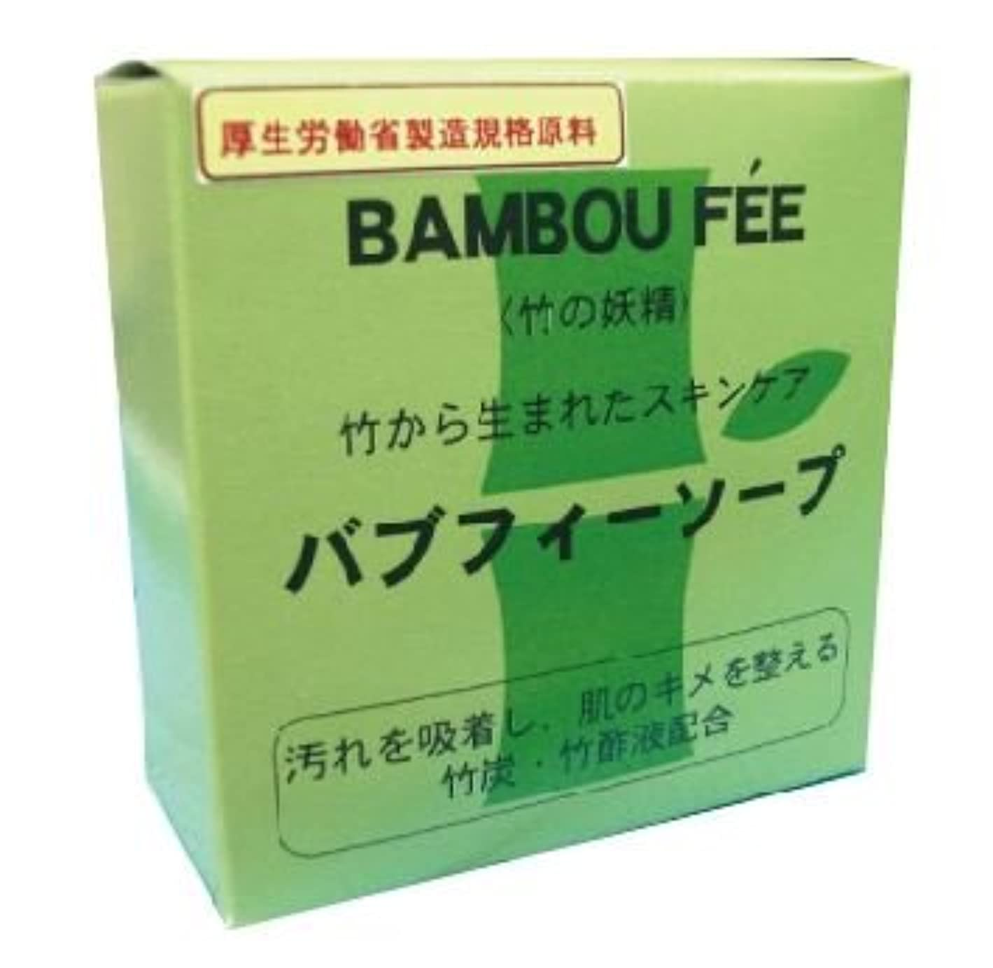 飲食店破産ハプニング竹炭石鹸 バブフィーソープ