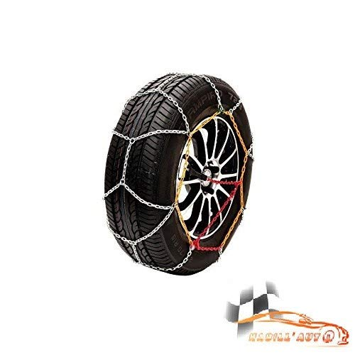 HABILL-AUTO Chaines Neige Manuelle 9mm 225/70 R16-225 70 16-225 70 R16