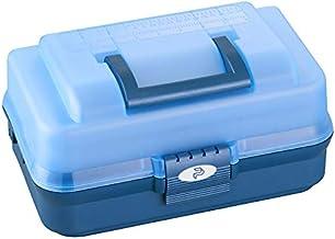 Plastica Panaro 143 blauw, viskoffer unisex volwassenen, 336 x 198 x 165 mm