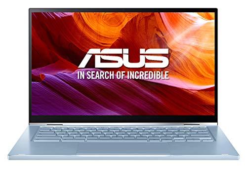 "ASUS Chromebook Flip Z3400FT-AJ0111 - Ordenador portátil de 14"" FullHD (Intel Core M3-8100Y, 8GB RAM, 64GB EMMC, Intel UHD Graphics 615, Chrome OS) Plata - Teclado QWERTY Español"