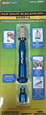 Master Tools Micro Hand Drill - Plastic Model Building Tools # 09961