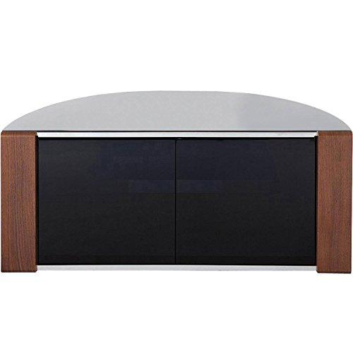 MDA Designs Sirius 850 Meuble TV d'angle chêne et Noir