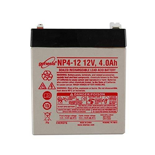 MTD Replacement Part 12 Volt Battery