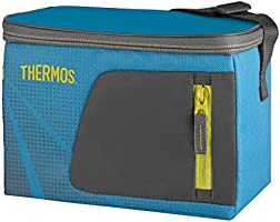Thermos Radiance 6 Can Soft Cooler, Light Blue, C93006006LB