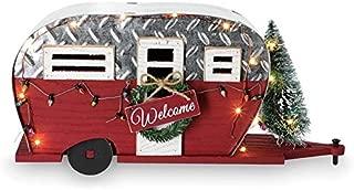 burton+BURTON Christmas Camper with LED Lights