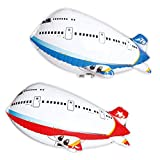 YU-NIYUT Aerial Two Channel / Four Channel Remote Control Flying Fish Helium Dolphin Plane Electric Inflatable Toys Air Balloons Children Birthday Gift, RC Lovers' Choice (Random color for each option,1 Piece)