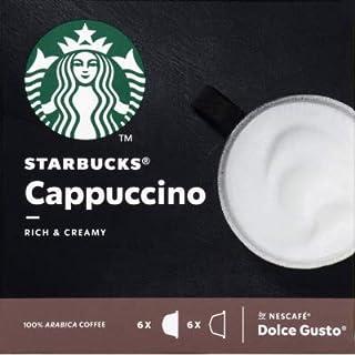Starbucks® - Cappuccino by Nescafé® Dolce Gusto® - 12 Capsules