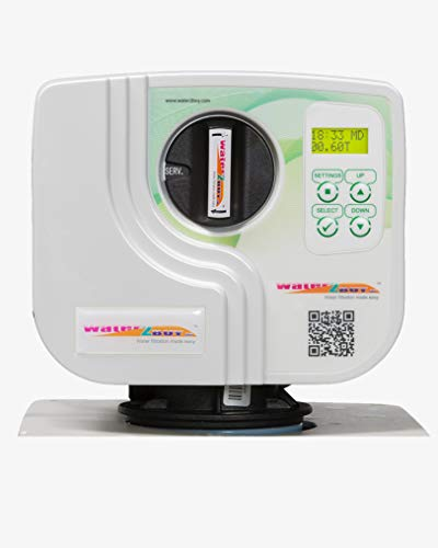 Water2Buy W2B200 Water Softener | Efficient Digital Meter Softener up to 6 People | 100% Limescale Removed