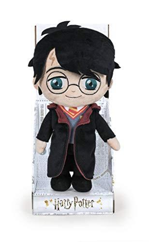 Famosa Softies - Peluche Harry Potter Ministerio de la Magia, 28 cm, Multicolor, (Famosa 760018185)
