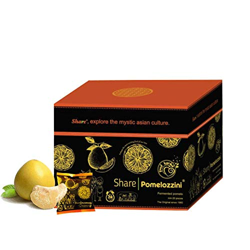 Share Pomelozzini - fermentierte Pampelmuse - Entgiftung - Darmreinigung - 20 Stück