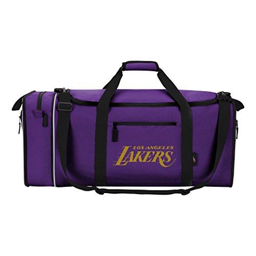 Northwest NBA Sport-/Reisetasche mit Team-Design, violett