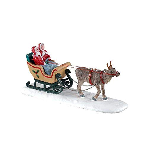 Lemax - North Pole Sleigh Ride